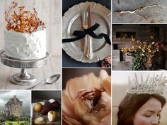 Snippets, Whispers & Ribbons #63  Game of Thrones Inspiration Board