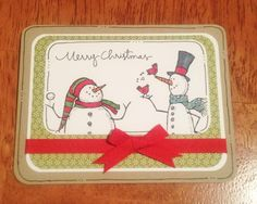 Snow much fun pals by jslegge - Cards and Paper Crafts at Splitcoaststampers