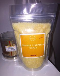 Freshness  Orange Cinnamon Craze is made with organic ingredients that will hydrate + nourish your skin and more   www.janessence.com //  Worldwide shipping ✈️ #LuxurizeYourLife
