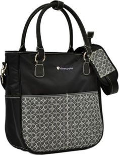Sherpani Sojourn Pewter/ Black - via eBags.com!