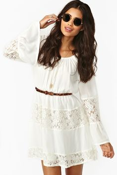 Anita Lace Dress