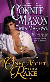 One Night with a Rake -Mia Marlowe