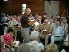 1982 Holly Springs Sacred Harp Convention: Present Joys (#318)