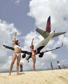 St. Maarten Airport West Indies