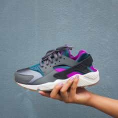 Stand out in the Nike Air Huarache Run Sneakers - this is one pair you're going to want to add to your collection stat!  Shop them now at Stylerunner.com and receive a free voucher with every purchase over $250 #stylerunner #stylesquad by stylerunner