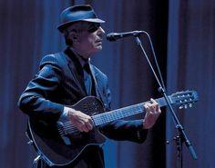 Anybody loves Leonard Cohen?