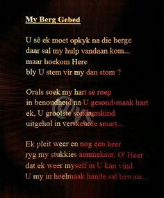 Goeie Nag, Goeie More, Inspirational Qoutes, Afrikaans Quotes, Lord And Savior, Names Of Jesus, Bible Verses, Poems, Prayers