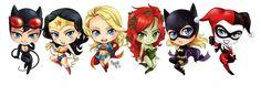 DC Girls   via Facebook on We Heart It