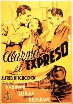 1938 - Alarma en el expreso - The Lady Vanishes - tt0030341