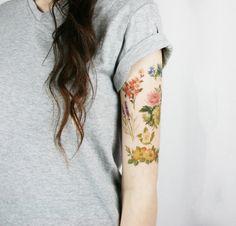 - lavender, calendula, cherry blossom, camellia
