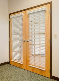 Blinds for French doors smallhomelover.com (7) & Blinds for French Doors u2013A way to secure and beautify your home | D ...