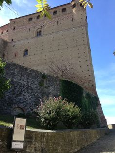 Centro Storico di Saglietti in Serralunga d'Alba, Piemonte