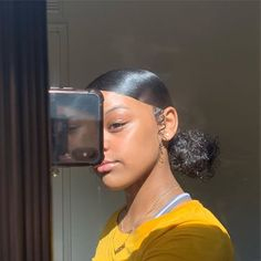 Back To School Hairstyles For Your Little Natural Girl Girls Natural Hairstyles, Slick Hairstyles, Baddie Hairstyles, Braided Hairstyles, Teen Girl Hairstyles, School Hairstyles, Wedding Hairstyles, Cabello Afro Natural, Curly Hair Styles