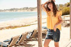 Lookbook   ellamoss Ella Moss, One Shoulder, Blouse, Tops, Women, Fashion, Moda, Fashion Styles, Blouses