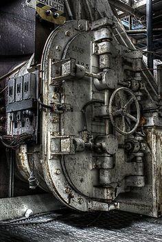 Blast Door by Richard Shepherd