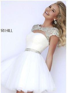 dress daimonds white dress