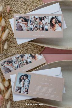 Alle eure Hochzeitsfotos auf einem Blick: Jetzt Dankeskarten gestalten & Lieblingsmenschen überraschen. Ihr seid auf der Suche nach kreativen Ideen für eure Dankeskarte zur Hochzeit? Lasst euch von über 200 Dankeskarten Designs & Formaten inspirieren. Ob Pocketfold, quadratische Dankeskarten oder Dankeskarten mit Fotostreifen - hier findet ihr die passende Danksagungskarte für eure Traumhochzeit. _________ ➤ Design: French Rose ➤ #kartenmacherei #hochzeit #dankeskarten