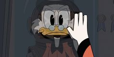 A first look at the all-new family comedy-adventure series DuckTales premiering this summer on Disney XD. The series stars David Tennant as Scrooge McDuck;