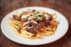 London's new street food Bulgogi, London Street, West London, Kimchi, Food Truck, Street Food, Fries, Beef, Chicken