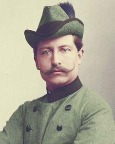 Emperor Wilhelm II