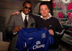 P-Diddy - Everton