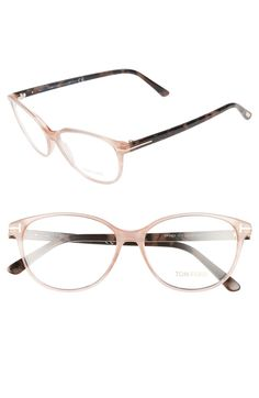 ea5e89eac4d4f Main Image - Tom Ford 55mm Optical Glasses Optical Glasses