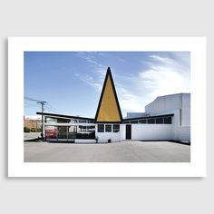 55 Sandyford Road Photographic Art Print by Nicholas Burrowes - Photographic Prints NZ Art Prints, Design Prints, Posters & NZ Design Gifts | endemicworld