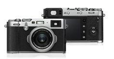 Fujifilm anuncia X100 e X-T20; duas câmeras com 24,3 megapixels