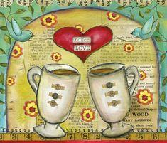 Lang - February 2015 Wallpaper | Coffee