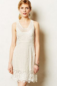 300ed87eccd7 Vered Lace Shift - anthropologie.com  Megan Boyd   This reminds me of Kate s