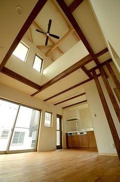 木と風と空を感じる暮らし | 施工実績 | 家を建てる | 青梅の注文住宅とリフォーム、不動産の賃貸・売買|健幸工房シムラ