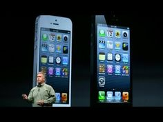 Raw Video: Apple unveils the new iPhone 5