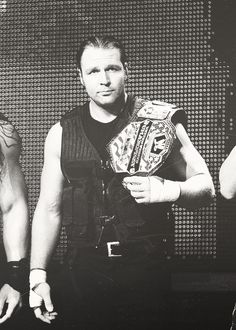 Dean Ambrose, United States Champion. Good talker, decent in the ring and a unique persona that helps to make him stand out from the current WWE pack. Hope he gets pushed to the moon when the Shield do eventually break up.