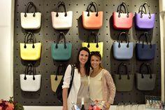 Per l'apertura del negozio O Bag Store Padova tanta musica, colori sgargianti e un'infinita varietà tra borse, orologi, bracciali. Venite con me!