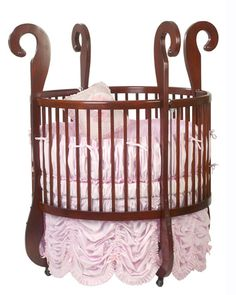 woodworking plans for cradle and cribs | Quality Baby Cribs - Little Miss Liberty - Liberty Crib