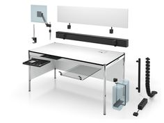 USM Haller System: modular furniture for home and office