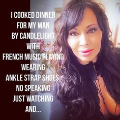 Let me help you spice up your love life...Recipes from the kitchen to the bedroom #LIVECOOKLOVE #goodfoodgreatsex #icanteachyou #homechef #sexychef #actress #recipesfromthekitchentothebedroom #hotlanta #atlanta #vegas #hollywood #mealsinheels #sexyisastateofmind #sugarboobs #spiceupyourlovelife