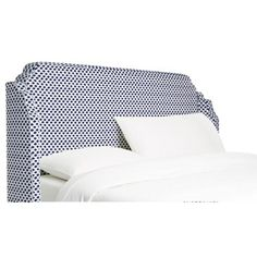 Check out this item at One Kings Lane! Noelle Headboard, Blue Dot