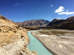 My motorcycle broke down at this spot in Ladakh Northern India [OC] [3264 x 2448]