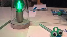 Vihreä ryhmä valaistui digimaailmassa/ Jaana S