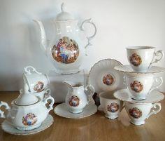 Just in: Teapot, Vintage, German Teapot, Demitasse, Victorian Teapot, Victorian, Vintage Teapot, Antique Teapot, Antique, French Teapot https://www.etsy.com/listing/456799164/teapot-vintage-german-teapot-demitasse?utm_campaign=crowdfire&utm_content=crowdfire&utm_medium=social&utm_source=pinterest