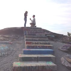 My proposal, place called high rock.