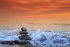 Wellfleet Cape Cod. Sun hit the water with a mighty splash! Photo by Dapixara.