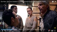 Rey - Star Wars: The Force Awakens Brazil Comic Con screenshot