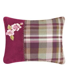 Look at this #zulilyfind! Farris Rectangular Pillow #zulilyfinds