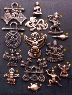 THE ANCIENT AMULETS OF TIBET: THOGCHAGS