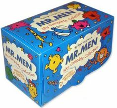 Mr. Men: My Complete Collection Mr. Men Classic Library: Amazon.co.uk: Roger Hargreaves: Books