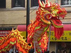"Chinese dragons explained: their ""anatomy,"" history, traditions, culture, etc. Great lessons for Chinese New Year!"