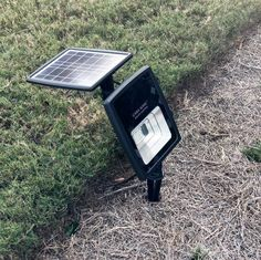 Solar Panel Powered Rechargeable LED  Light Shed Garden Garage Outdoor Stable UK