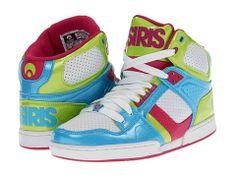 Children Girls Osiris Skate Shoes